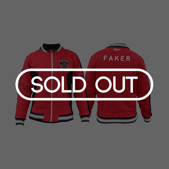 4c3cc43a [SKT T1] F/W SEASON FAKER UNIFORM - SUPER PLAY